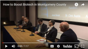 Biotech Leaders Gather at JHU to Offer Suggestions for Growth