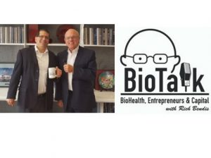 BioTalk Podcast w/ 20/20 Gene Systems CEO Johnathan Cohen