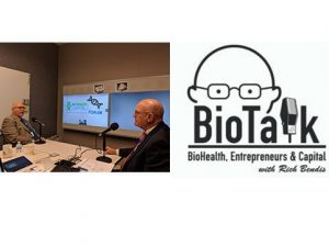 BioTalk Podcast w/ Jim Jackson, CSO of Emergent & Jim Hughes, VP at UMB