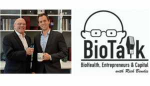 BioTalk Podcast with Matt Brady, Vice President at Scheer Partners