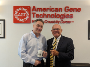 BioTalk Podcast Energized by Jeff Galvin, CEO of American Gene Technologies