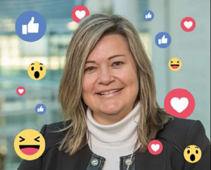 GSK's Head of Global Recruitment goes live on facebook – Sept 28th