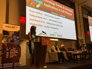 Maryland's World Leading Cell Therapy Industry Showcased at TEDCO's Stem Cell Symposium & Entrepreneur Expo