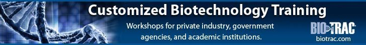 Bio-Trac hands on custom training workshops for research scientists