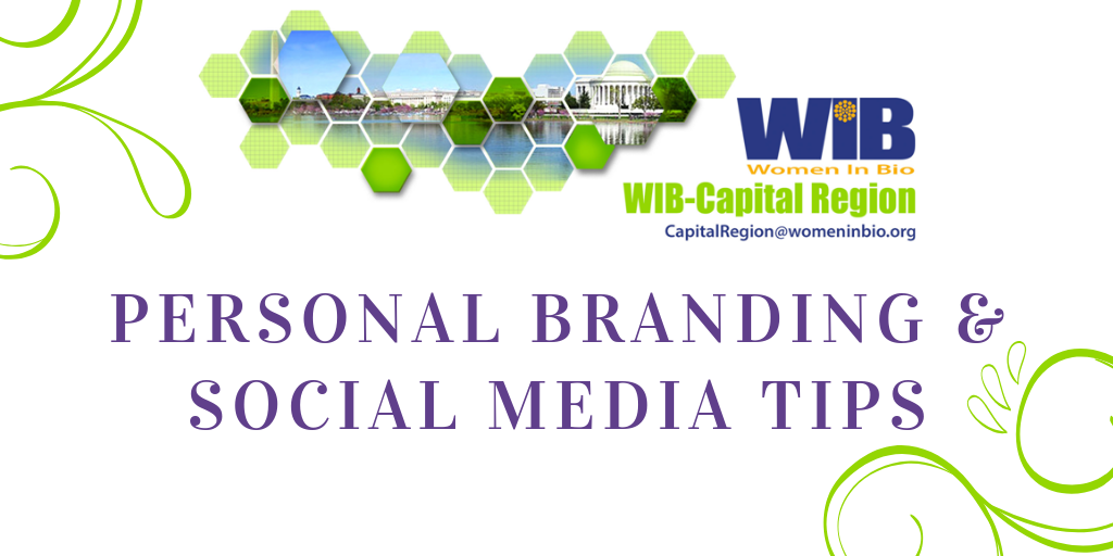 Personal Branding and Social Media Tips