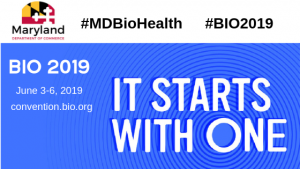 Maryland Pavilion to Showcase State's Thriving Biotech Community at Annual BIO Convention