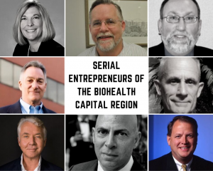 Serial Entrepreneurs of the Biohealth Capital Region