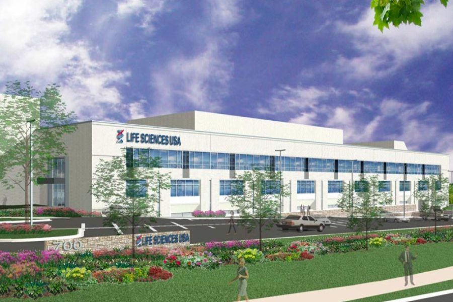 ROCK CREEK PROPERTY GROUP BREAKS GROUND ON BIO at 700 QO