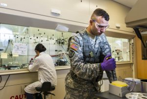 Could the Next Big Cell Therapy Technology Come Out of the Department of Defense?