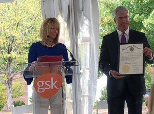 GSK Opens $139M U.S. Expansion of Commercial Manufacturing Facility in Rockville, Maryland
