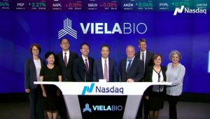 Viela Bio Rings Nasdaq Opening Bell in Highly Anticipated Biotech IPO