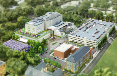 Global Healthcare Giant JNJ Tapped for Next Phase of DC's Redevelopment Plans