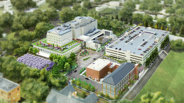 Global Healthcare Giant Johnson & Johnson Tapped for Next Phase of DC's Redevelopment Plans