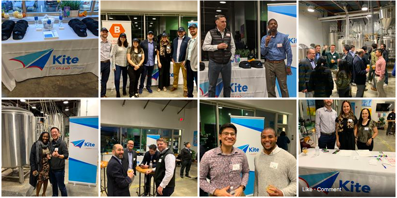 Kite Pharma - BioBuzz Event Photo Album - November 2019