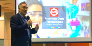 Impact of the Cell and Gene Therapy Revolution Discussed by CEO of American Gene Technologies Jeff Galvin at Recent PDA Event