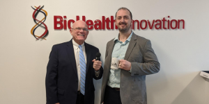 Listen to BioTalk Podcast Featuring WorkForce Genetics' and BioBuzz Media Founder Chris Frew