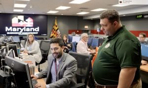 Maryland Department of Commerce Building Critical Networks Behind the Scenes