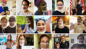 How ClearMask Founders Redesigned PPE for Healthcare Workers, Patients, and Now Apple Employees.
