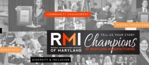 9 Biotech Companies up for RMI's Champions of Maryland Manufacturing Award
