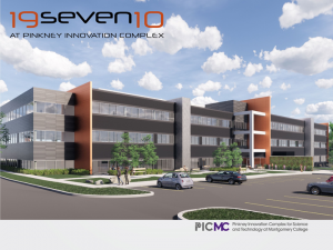 The Pinkney Innovation Complex for Science and Technology (PIC MC) Brings Together Innovation and Education
