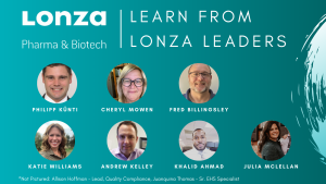 Join the Lonza Walkersville, Maryland Team, Enable a Healthier World