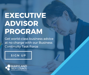 Maryland Tech Council's Business Continuity Task Force Helps Companies Excel in Uncertain Times