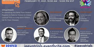 Jeeva Informatics Hosts Rare Disease Panel on Decentralized, Patient-Focused Clinical Trials