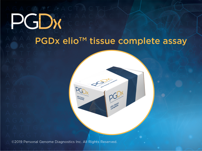 Personal Genome Diagnostics Secures $103 Million in Financing