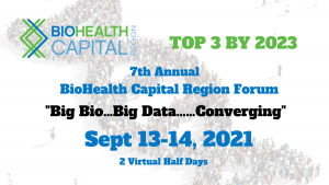 The BioHealth Capital Region, 2021 and Beyond: After an Unprecedented Year, What's Next?