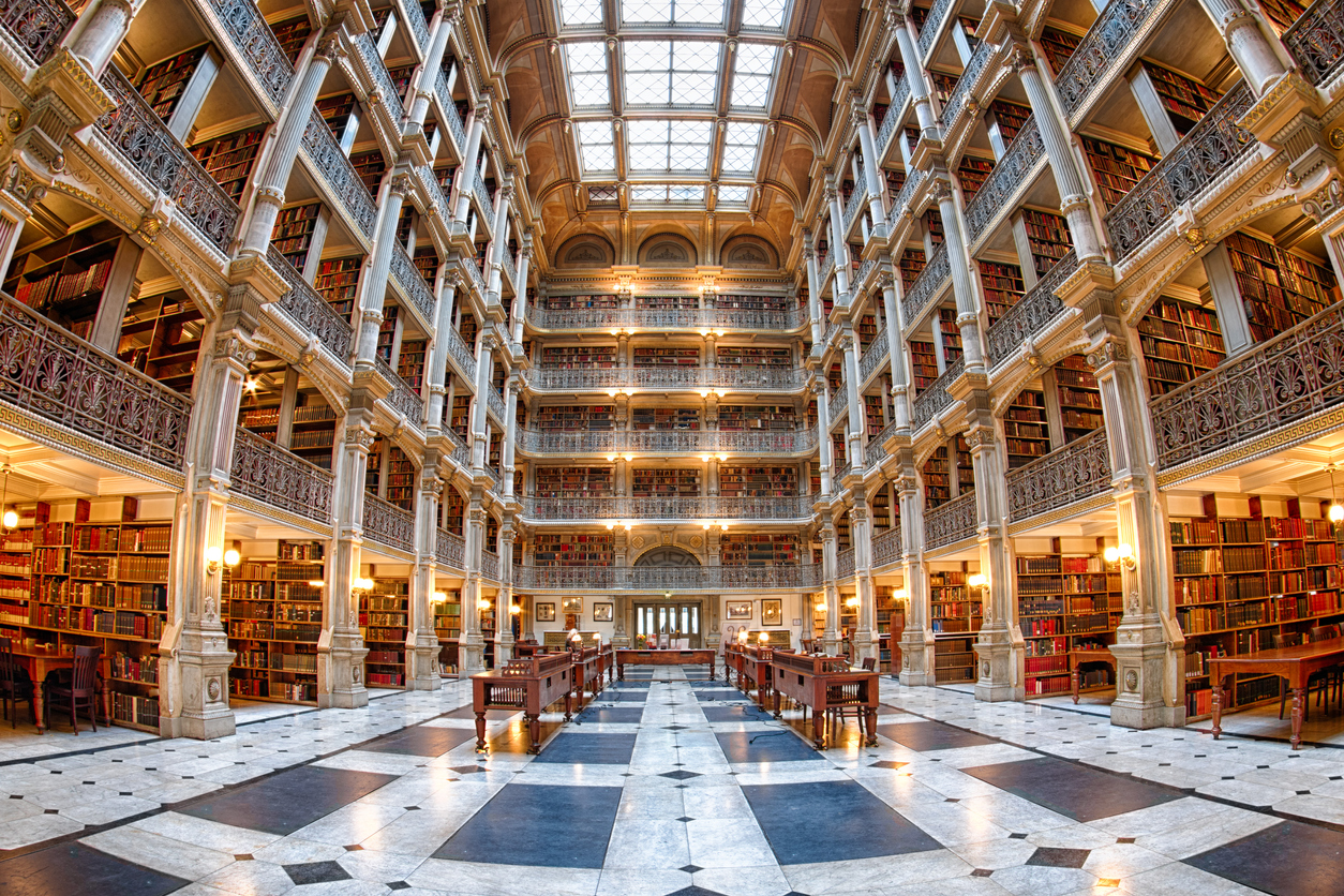 Johns Hopkins University Peabody Research Library
