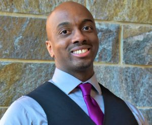 5 Questions with Caleb McKinney, Ph.D., MPS., Assistant Dean, Georgetown University Biomedical Graduate Education