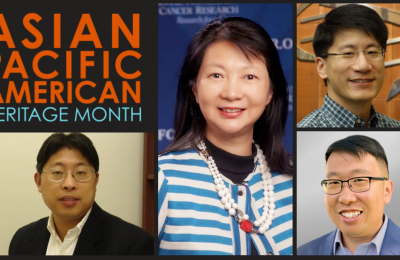 BioBuzz celebrates Asian/Pacific American Heritage (AAPI) Month