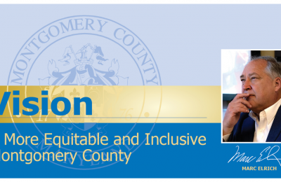 In Conversation: Montgomery County, Maryland Executive Marc Elrich