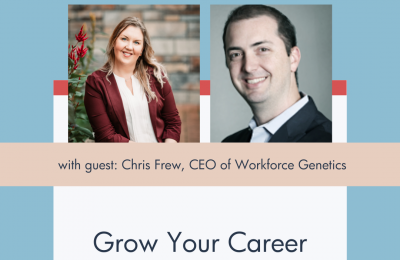 [Podcast] Grow Your Career in Biotech with Chris Frew
