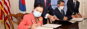 Biotech Industry Will Benefit from New Cooperative Agreement Signed Between Maryland and South Korea