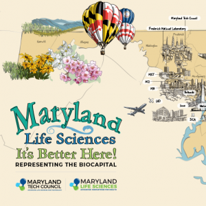 """Maryland has built """"one of the nation's strongest life sciences industries""""."""