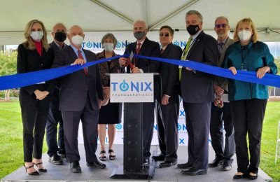 Tonix Pharmaceuticals Announces Ribbon-Cutting Ceremony for its Infectious Disease R&D Center in Maryland